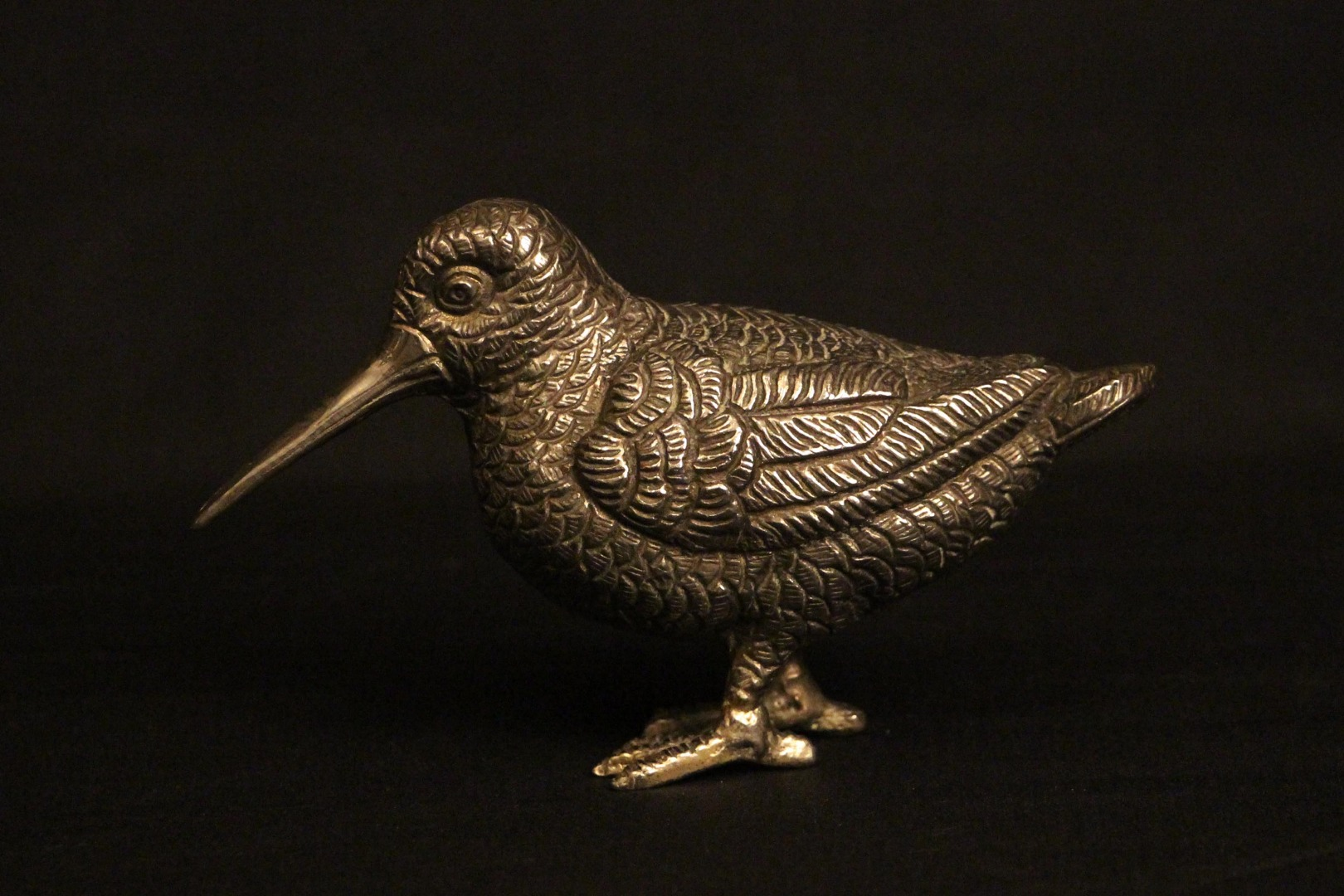 Silver Bronze Bird, Partridge