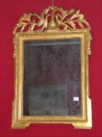 LOUIS XVI PERIOD MIRROR