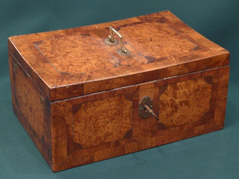 LOUIS XIV PERIOD SPICE BOX