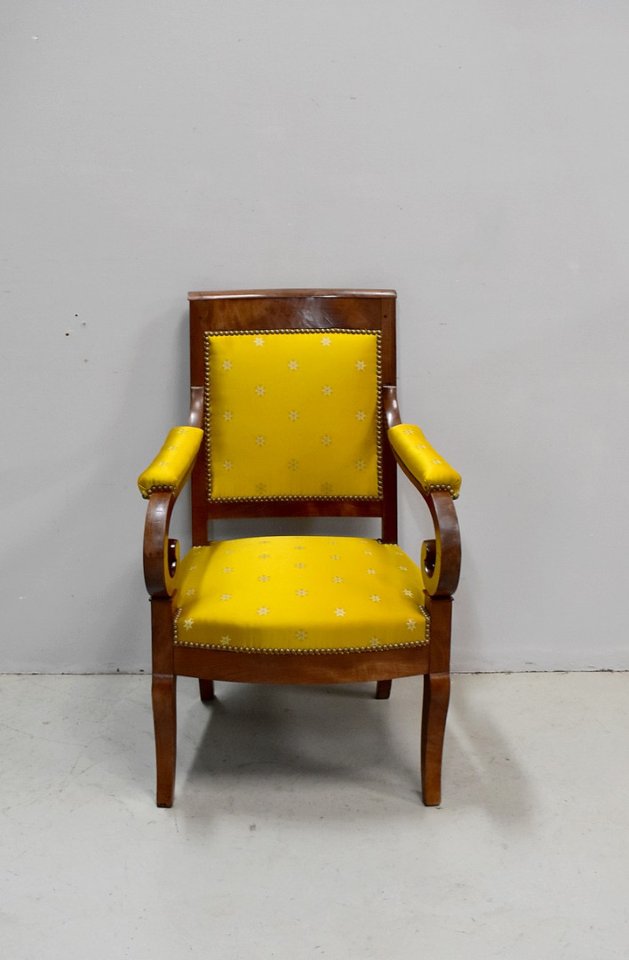 Directoire Office Chair - XIXth