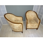 SILLONES ART DECO PERIOD