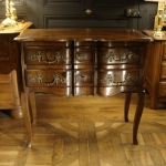 Louis XV Style Crossbow Jig Commode