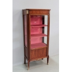 LOUIS XVI STYLE DISPLAY GABINETE
