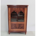 FRENCH RESTAURATION PERIOD DISPLAY CABINET