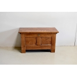 Small ash chest - nineteenth.