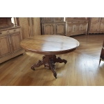 FRENCH PEDESTAL TABLE
