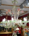 Venice Ancient Chandelier Murano 20Th Century 8 Lights